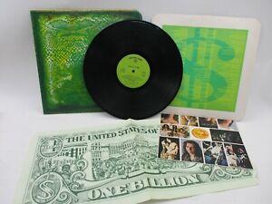 Alice Cooper - Billion Dollar Babes Gatefold Vinyl LP Record w/ Inserts K56013