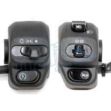 Italjet Dragster 125cc / 180cc Original L/H + R/H Switch Gear Device Units Pair
