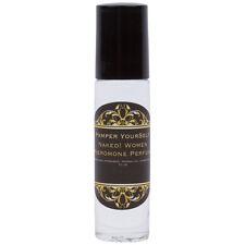 Dragon's Blood Women Androstenol Pheromone Perfume Oil 1/3 Fl Oz