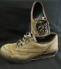 Women's Mephisto Runoff Walking Shoes 7 Brown Leather Casual Oxford Sneakers