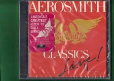AEROSMITH - CLASSICS LIVE II CD NUOVO SIGILLATO