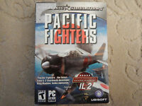 Pacific Fighters  PC Game 2004, 2 CDs)