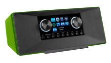 MEDION Life P85135 MD 87990 WLAN Internet Radio DAB+ UKW LAN DLNA grün Fernbed.