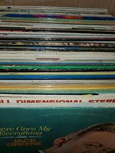 Lot Of 5 Random Gospel Albums! 33rpm Vinyl Records Enjoy Gospel Music And Hymns