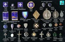 Kirche, Glaube, Kreuze, Abzeichen, Anhänger, Anstecknadeln, Broschen AUSSUCHEN