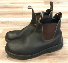 Blundstone Chelsea Boots Brown 10, Nice - 500