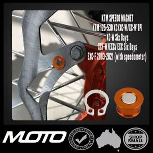 KTM Speed Magnet Kit CNC 03 / 2021 125 150 200 250 300 450 500 Rotor Xc Exc Excf