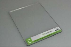 Craft Emotions - Die-Cutting Embossing - C PLATE- Single ADAPTER For Cuttlebug