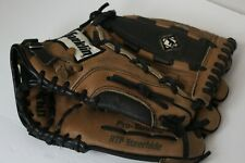"Franklin Ready to Play Mitt 4575 12.5"" Steerhide Pro-tanned Leather  RHT"