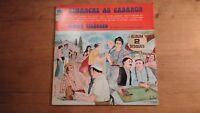 33T vintage - Dimanche au cabanon - robert trabucco, 2 disques - musette