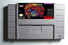 RPG Game Cartridge - Super Metroid SNES Video Game USA version