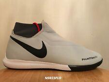 size 40 df1eb 02759 Nike Phantom VSN Academia DF IC pura Platino Luz Crimson AO3267 Negro 060  Talla 9.5