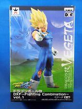 Dragon Ball Z Figure MAJIN VEGETA DXF Fighting Combination Vol.1 Banpresto NEW