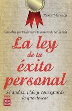 La ley de tu exito personal: Se audaz, pide y conseguiras lo que-ExLibrary