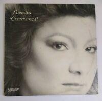 Lucecita Benitez Creceremos TIERRAZO TLP 001 LP VG+ #3119