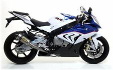 BMW S1000RR 2015 2016 2017 2018 SCARICO COMPLETO ARROW COMPETITION TITANIO CARBY