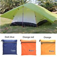 Outdoor Portable Camping Hiking Tent Sunshade Waterproof Shelter Canopy Tentage