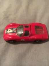 vtg Ertl ALFA ROMEO Coupe 33 Diecast Red SHIPPING INCLUDED