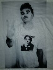 SMALL Morrissey The Smiths  T-shirt Punk Rock emo retro