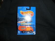 Hot Wheels 143 Recycling Truck W/Price Sticker 1991 MOC 2