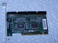 Promise Technology Ultra33 IDE Hard Drive PCI Controller Card 9709-00