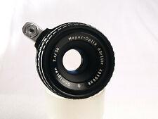 Meyer Optik Domiplan 2,8/50 mm,Made in DDR,  ,  Bubble Bokeh