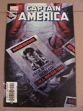 Captain America #7 Marvel Comics 2005 Brubaker Winter Soldier 9.4 Near Mint