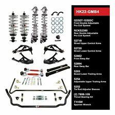 Qa1 Level 2 Coilover Suspension Kit,fits 78-93 Chevrolet Caprice,Impala,Donk,P30