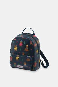 Cath Kidston Woodland Bear Small Backpack