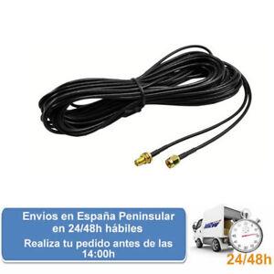 Cable extensor alargador prolongador usb 9 metros para wifi (Envio express)