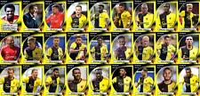 Watford Football Squad Trading Cards 2019-20