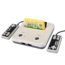 FUN Consola Juegos de video + RPG 400 Juegos y Dos Mango Mando TV Juego Suite