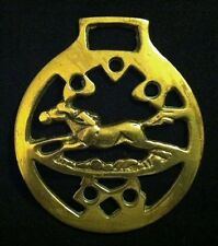 Flying Horse Pegasus Light Weight Horse Harness Brass England Horse Nice Gift!