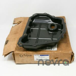 Ford Genuine BB5Z-7A194-A Side Cover Pan Assembly - Transmission Oil Cover OEM