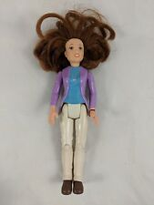Fisher Price Loving Family Dollhouse Woman Mom Purple Blazer