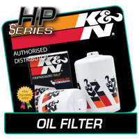 HP-2005 K&N OIL FILTER fits VW GOLF MK3 2.0 1991-1999