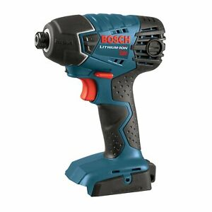 Bosch Bare-Tool 25618B 18-Volt Lithium-Ion 1/4-Inch Hex Impact Driver