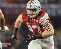 Nick Bosa Autographed Signed 8x10 Photo Ohio State Buckeyes REPRINT