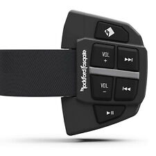 Rockford Fosgate PMX-BTUR Bluetooth Universal Steering Wheel Car Remote Control
