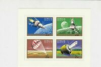 Hungary Space Exploration Mint Never Hinged Stamps Sheet ref R17728