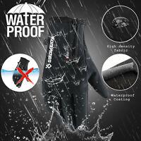 -10 ℃ Winter Thermal Full-finger Ski Gloves W/Touch Screen Waterproof Snowboard