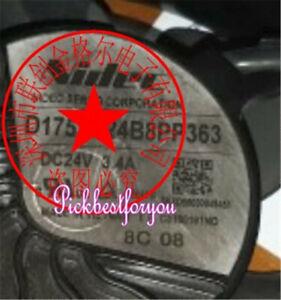 1pc NIDEC D1751U24B8PP363 DC24V 3.4A 172*150*51 Fan Ship Express #M314D QL