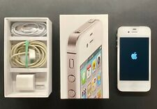 Apple iPhone 4S (AT&T Locked) 32GB - A1387 with Original Box and Accessories
