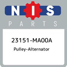 23151-MA00A Nissan Pulley-alternator 23151MA00A, New Genuine OEM Part