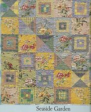 Quilt Pattern & Instruction Book-Floral Bouquet Quilts From In The Beginning