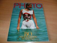 (F1) MAGAZINE REVUE PHOTO  N° 179  AOUT 82  BO PAR DEREK