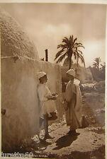 Tripolitania ragazzi arabi Libia Libya unposted (1930/40)