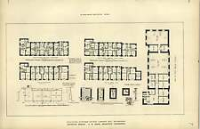 1888, Solicitors Supreme Courts Library, Edinburgh Accept Design Plan, Jb Dunn