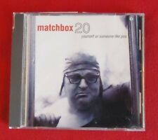 Matchbox 20 Yourself or Someone Like You CD 1996 Atlantic Label