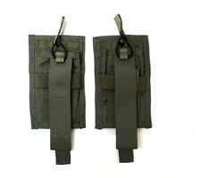 [x2] New! Paraclete Tactical Molle Utility Single Mag Pouch, Made in USA